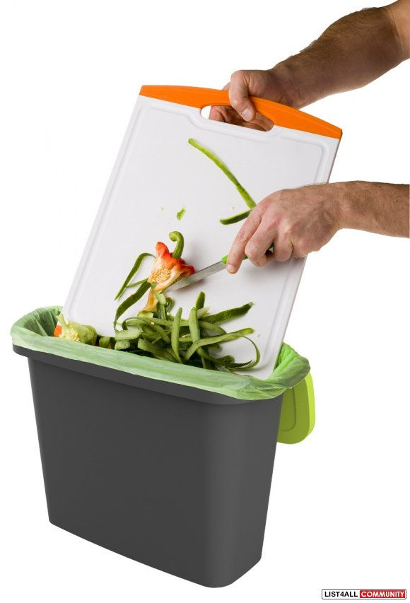 Put Your Food Waste into Our Compost Caddy Bags. Buy Now