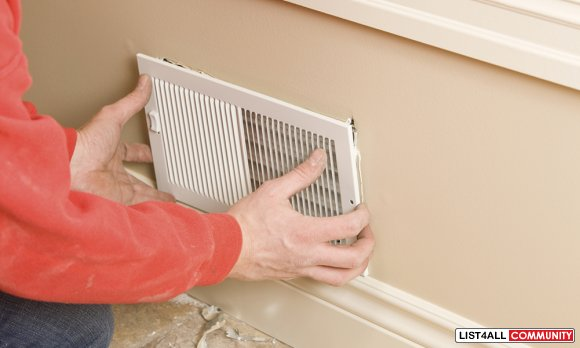 Most Efficient Duct Cleaning in Melbourne