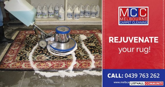 Professional Rug Cleaning Service in Melbourne