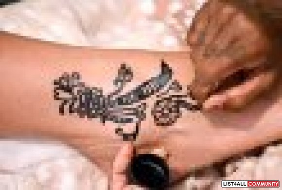 Make your Celebration Memorable with Henna
