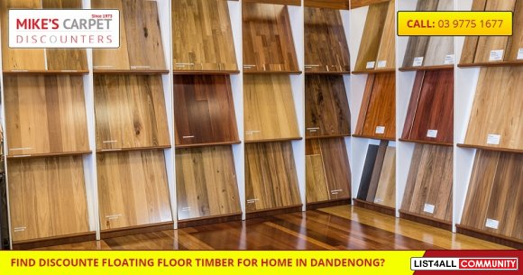 Choose Highly Durable and Sustainable Floating Timber Floor