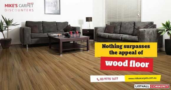 Choose From Our Premium Timber Flooring In Melbourne