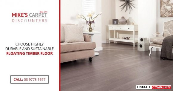 Professional Range of Timber Floors in Melbourne