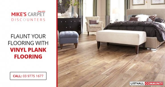 Searching For Vinyl Sheet Flooring Planks? Enquire Now