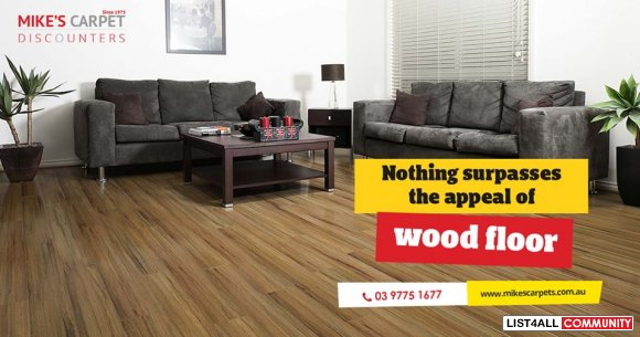 Choose the Highest Quality Timber Flooring in Melbourne at Best Prices