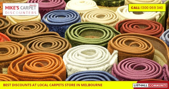 Enhance the Look of Your Room with the Best Carpets in Victoria