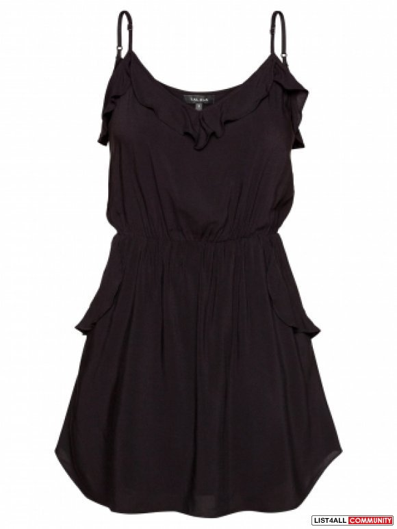 H&M dress - Size 4 - Looks like Talula Dress, Black
