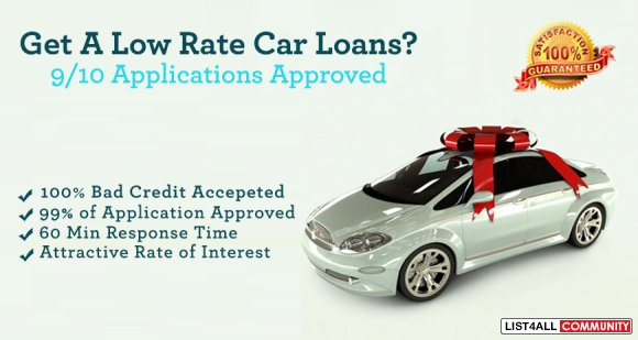 Get Easy Loans from the best Car Loan Lender in Melbourne