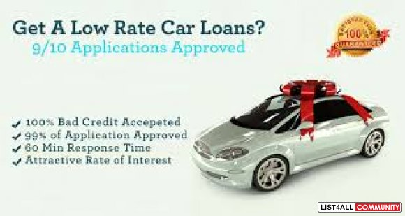 Looking for Car Loan? Contact Independent Car Loan Agency