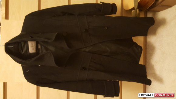 Ladies Wilfred Jacket with Leather Trim (M)