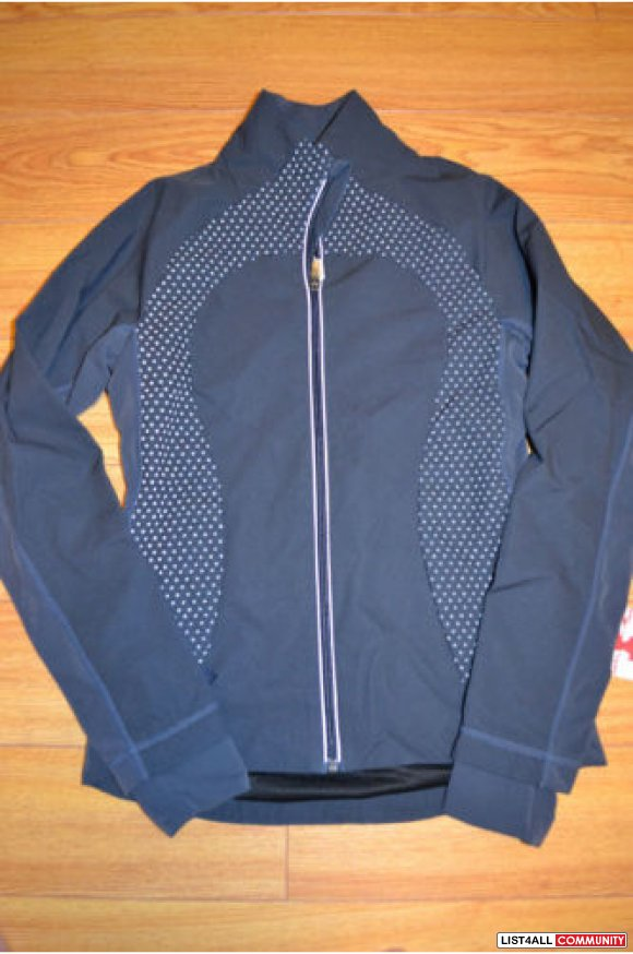 Lululemon Reflective Run Jacket - 4