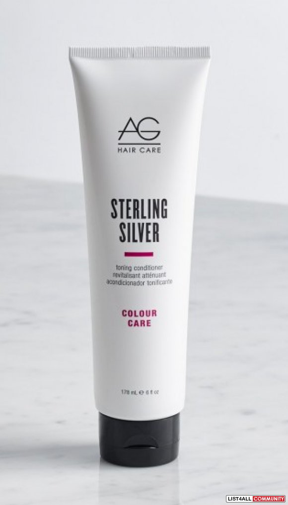Sterling Silver Toning Conditioner 178ml