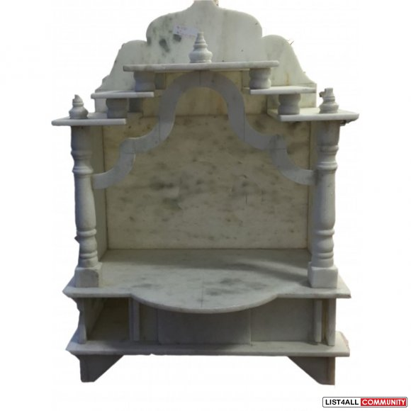 Exclusive Marble Temples Delivered Straight to Your Door