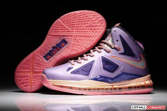 Cheap Lebron 10 All Galaxy For Womens www.shoeslebron12.com