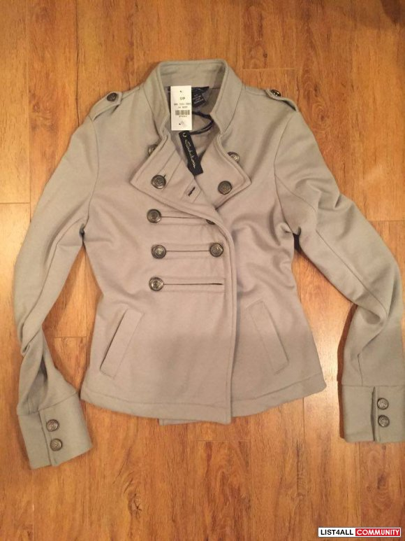 BNWT Sirens Grey jacket - S