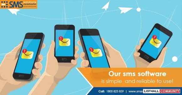 Robust SMS Marketing Solution Provider in Australia
