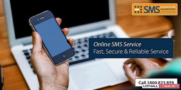 Get high ROI with a robust bulk SMS gateway