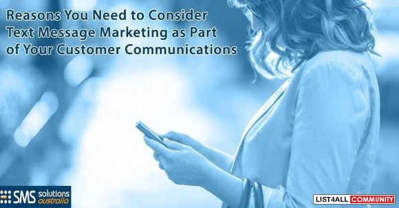 Take SMS Marketing To Next Level - Contact Leading SMS Service Provide