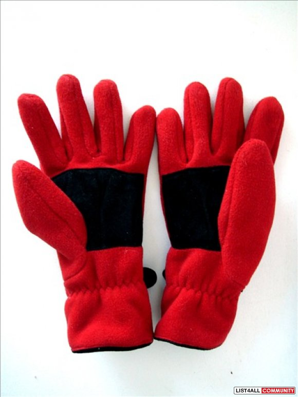 Pro Cam-Fis Alpine Gloves - Red