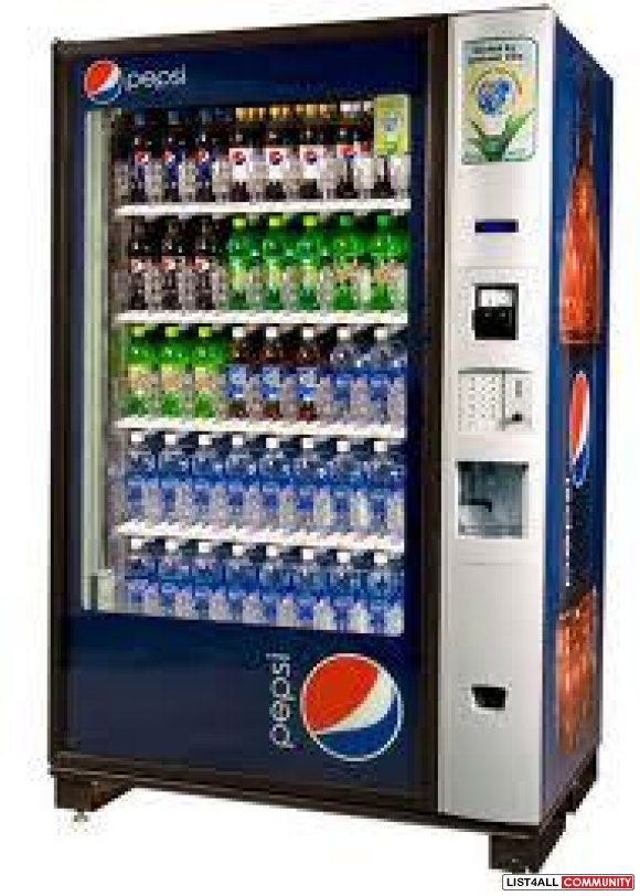 Are You Looking for a Free Drink Vending Machine in Melbourne?