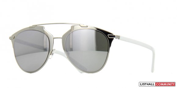 "Authentic Dior ""Reflected"" sunglasses"