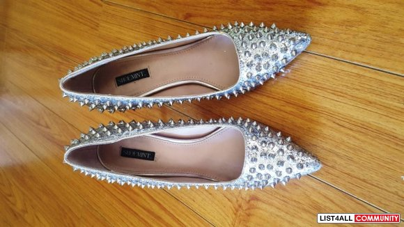 Super sexy killer studded pumps