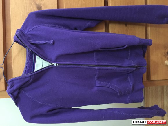 Purple Urban Behaviour Sweater in Size Xsmall