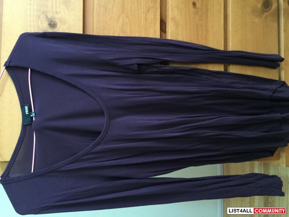 Aritzia Purple Top, Wilfred Free, Size Small