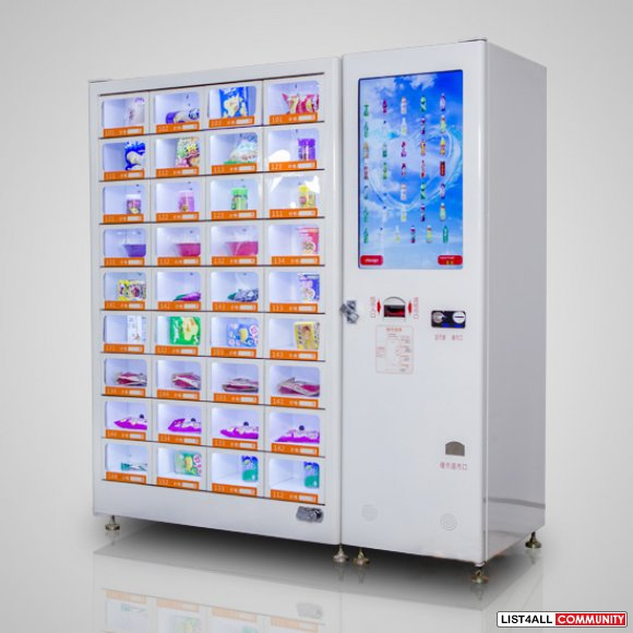 Order Office Automation Machine from Smart Vending Machines