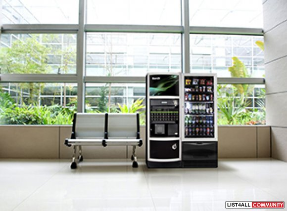 Office Vending Machines to Save Time and Money