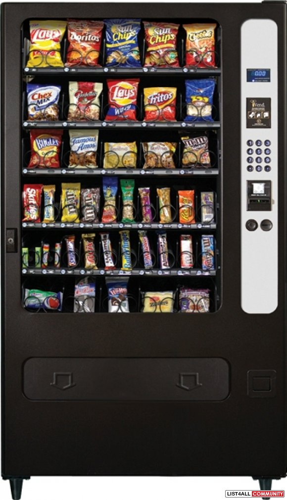 Beneficial Vending Machine Installation for Your Business