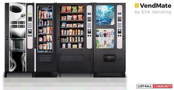 Finest Vending Machines in Sydney