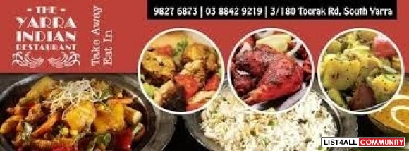 Enjoy Indian food at home with South Yarra Takeaway