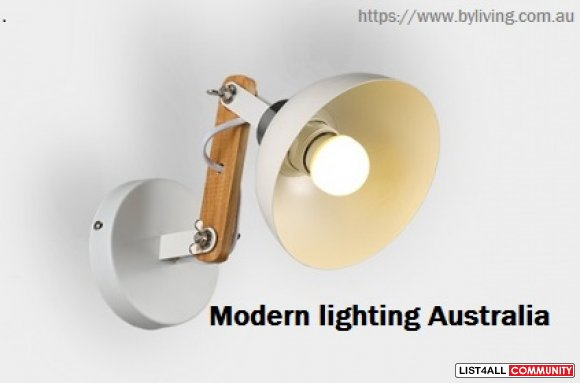 Lighten Your Way with Modern Lighting from by Living