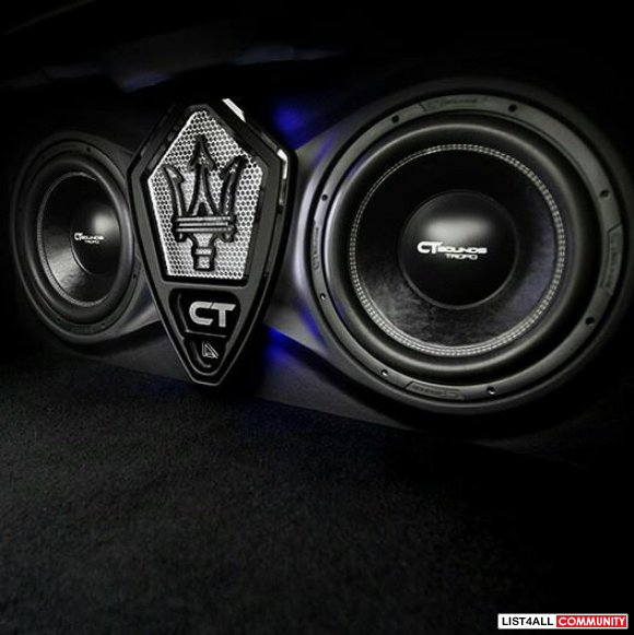 Best Car Audio Systems