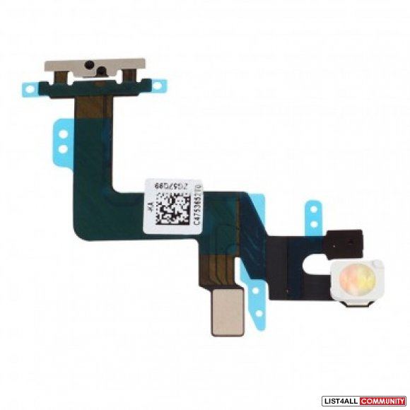 iPhone 6S Plus Home Button Assembly with Flex Cable Ribbon