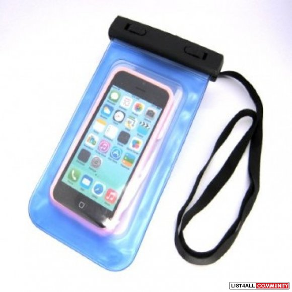 Get Universal Waterproof Underwater Pouch Dry Bag Case Cover Cell