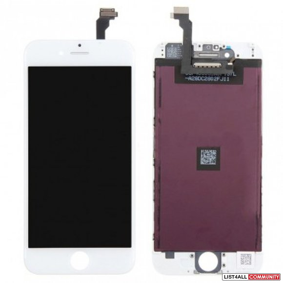 Best Apple iPhone 6 LCD Screen and Digitizer Assembly with Frame Repla