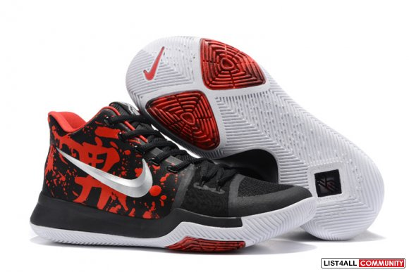 Cheap Nike Kyrie Irving 3 Shoes,www.lebronssale.com