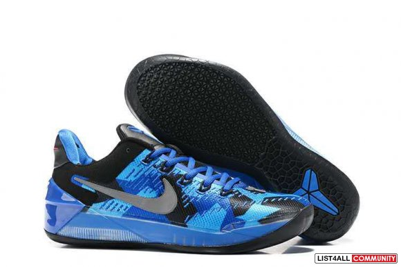 Cheap Kobe XII A.D Blue Grey Black www.lebronscheap14.com