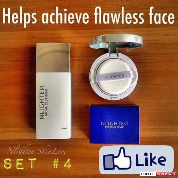 helps achieves flawless face