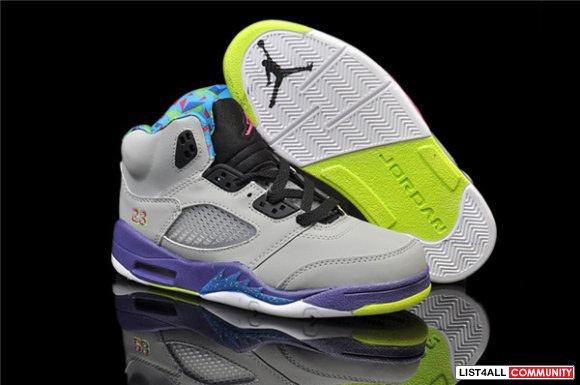 Wholesale Cheap Nike Air Jordan 5 Retro Kids www.wholesalefairs.com