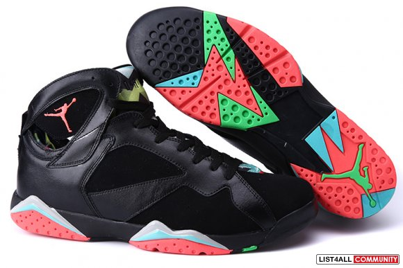 Cheap Wholesale Air Jordan 7 US14 US15 US16 www.wholesalefairs.com