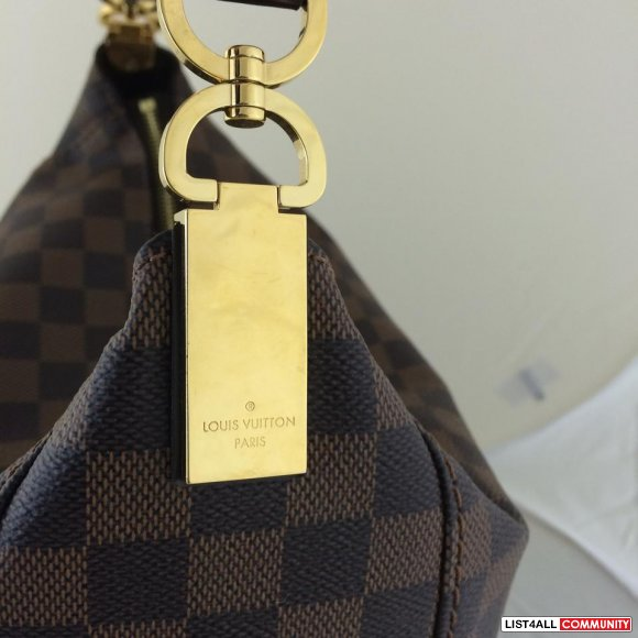 Louis Vuitton Portobello PM Damier Ebene Canvas