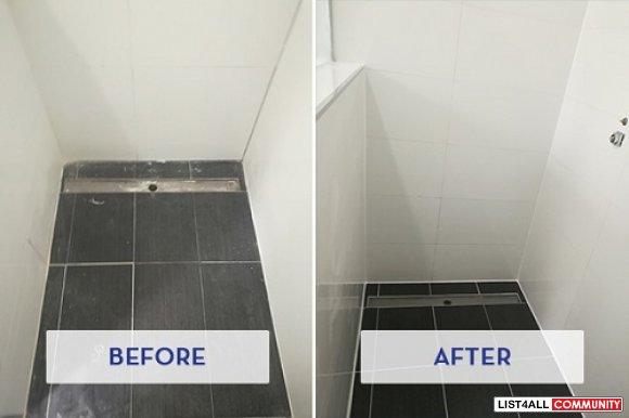 Premium Bathroom Tile Repair Service Call Today Saveandseal - Bathroom tile repair services
