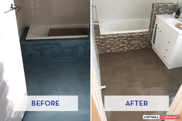 Searching for Quality Bathroom Tile Repair? Call Us