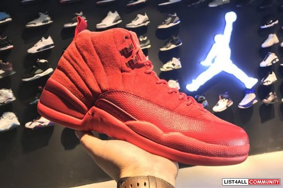 2017 Air Jordan 12 Retro Wholesale Cheap Sale www.wholesaleatmos.com