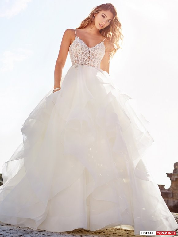 Get Your Dream Pronovias Wedding Dress from Always and Forever Bridal