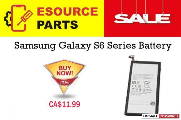 Samsung Galaxy S6 Series Battery for Replacement - Esource Parts