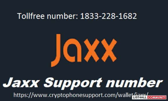 Support number of Jaxx exchange expertise and help